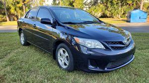 2013 Toyota Corolla LE, 1.8L 4 Cyl Automatic FWD, Clean Title Florida All Powers, MPG:26 City/34 Highway ***** HABLAMOS ESPAÑOL ***** for Sale in Orlando, FL
