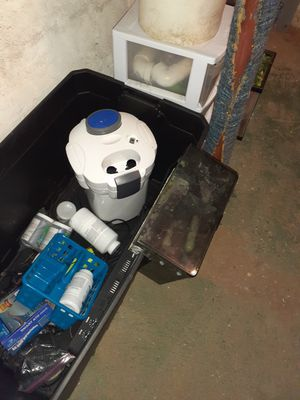 Canister filter and 2 aqua clear 110s for Sale in Delavan, IL