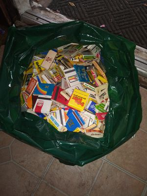 About 500 packs of vintage matches for Sale in Wichita, KS