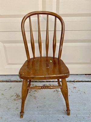 Wooden children chair for Sale in Henderson, NV