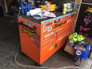 Snap on tool box for Sale in San Jose, CA