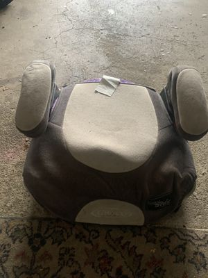 Graco booster baby seat for Sale in Bensalem, PA