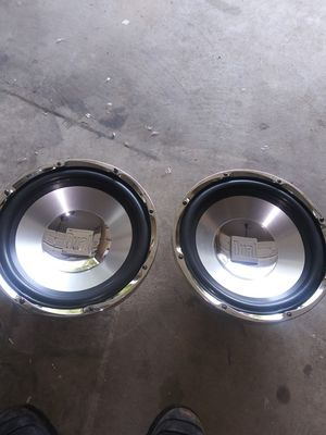 12 inch subwoofers for Sale in McDonough, GA