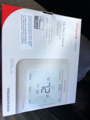 Honeywell thermostat for Sale in Riverside, CA
