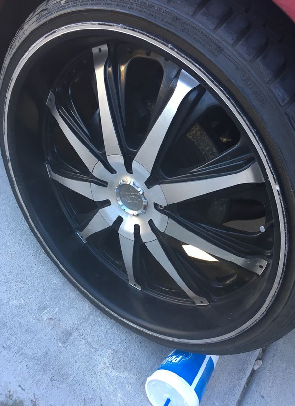 3 rims only