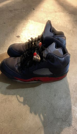 Jordan 5 Satin size 10.5 for Sale in North Canton, OH