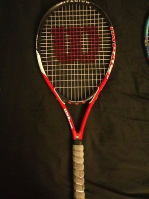 Wilson Tennis Rack for Sale in Wenatchee, WA