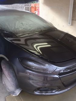 Bumper And Dent Repair . Car Cleaning for Sale in Fresno,  CA