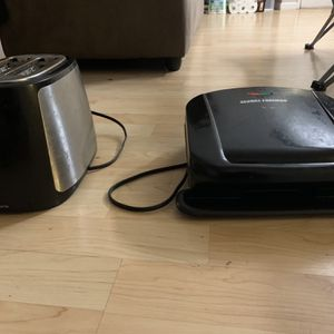 Grill, Chopper And Bread toaster for Sale in Bellevue, WA