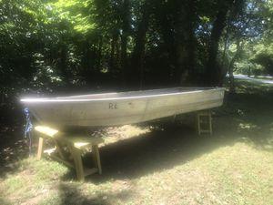 12' aluminum Jon boat for Sale in New Franklin, OH