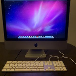2007 iMac includes keyboard & mouse for Sale in Port Richey, FL