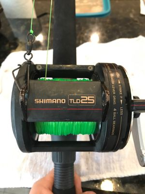 Shimano TLD 25 for Sale in Oakland, FL