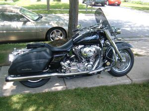 2004 Road king ...may trade for Sale in Galloway, OH