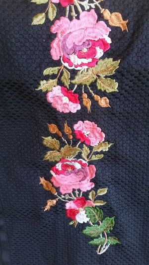 Embroidery Satin Table Runner for Sale in Wenatchee, WA