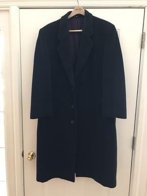 Men's wool long coat for Sale in Frederick, MD