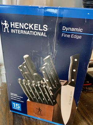 Unopened Henckels Kitchen Set for Sale in Lawndale, CA