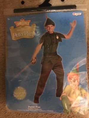 Peter Pan Costume for Sale in Elgin, IL