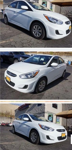 2016 Hyundai Accent SE 4door w/style package for Sale in Falls Church, VA