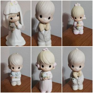 Precious Moments Wedding set for Sale in Akron, OH