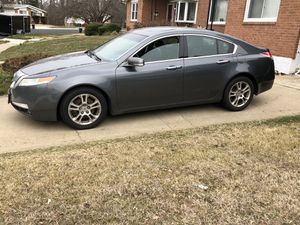 2010 Acura TL (technology package) for Sale in Baltimore, MD
