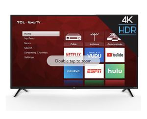 """50"""" TCL ROKU SMART TV for Sale in North Las Vegas, NV"""