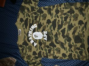 Bape tee size small for Sale in College Park, MD
