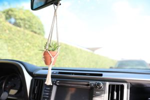 car fake succulent hanger assessories for Sale in Fountain Valley, CA