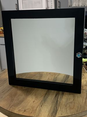 Jewelry Mirror Wall Cabinet for Sale in Fort Myers, FL