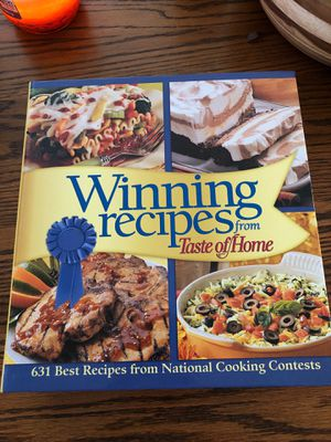 Winning Recipes from Taste of Home for Sale in Murfreesboro, TN