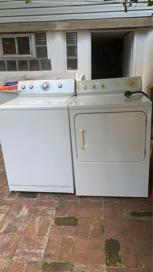 Washer& dryer for Sale in St. Louis, MO