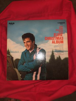 Record: Elvis' Christmas album for Sale in Washington, DC