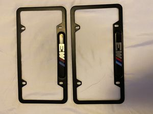 M3 license Plate Frame for Sale in Downey, CA