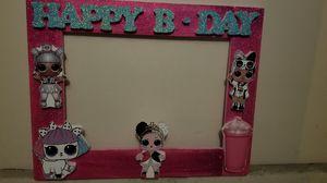 Happy birthday lol pictures frame for Sale in Santa Fe Springs, CA