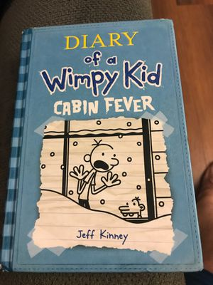 Diary of a Wimpy Kid Book, Cabin Fever number 6 for Sale in Tacoma, WA