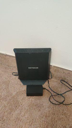 Netgear Nighthawk modem router combo for Sale in Chandler, AZ