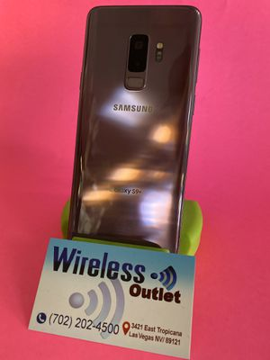 •For Sale Samsung Galaxy S9+ 64GB Unlocked• for Sale in Las Vegas, NV