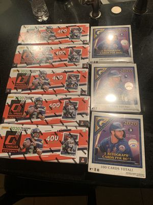 MLB NFL SPORTS CARDS for Sale in Sugar Land, TX