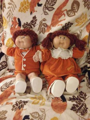 Cabbage patch twin dolls for Sale for sale  Philadelphia, PA