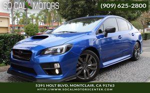 2016 Subaru WRX for Sale in Montclair, CA
