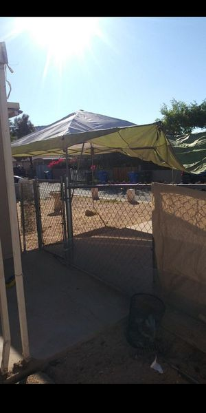 Canopy 10x10 good stil no rips or holes for Sale in Phoenix, AZ