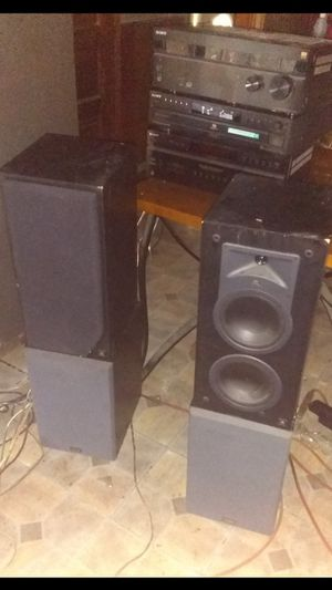 Sony stereo system works perfect for Sale in Cleveland, OH