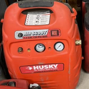 Electric Portable Air Compressor for Sale in Corinth, TX