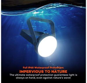 LED Lantern, Rechargeable Camping Lantern, 400 Lumens Portable Emergency Lights, Must Have Earthquake Survival Kit, Full IP68 Waterproof, Touch Lamp for Sale in Piscataway, NJ