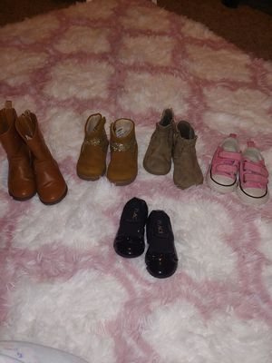 toddler Girl shoes for Sale in Pasco, WA