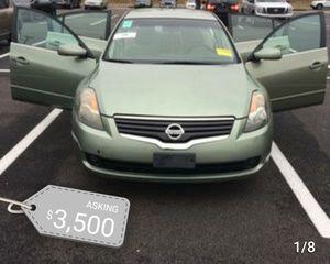 2007 Nissan Altima 117k for Sale in Glen Burnie, MD