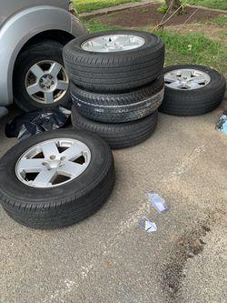 OEM Jeep wheels for Sale in Alexandria,  VA