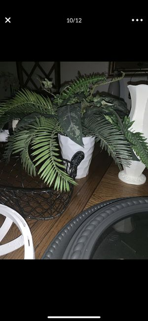 Artificial plant for Sale in San Bernardino, CA