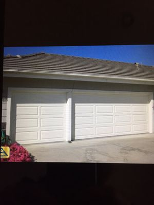 Garage doors from $550.00 including installation for Sale in San Diego, CA