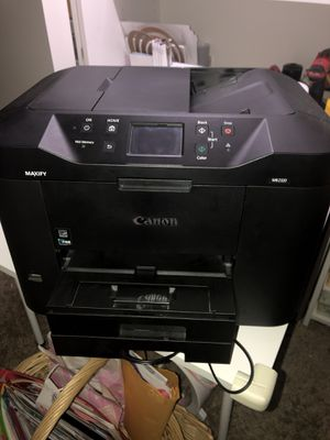 CANNON ALL IN ONE PRINTER for Sale in Soledad, CA