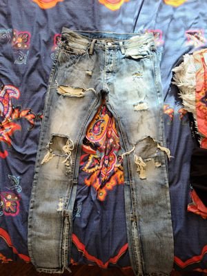 MNML Distressed Jeans for Sale in Brooklyn, NY
